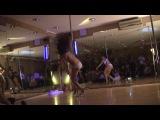 Инна Паустовская (Кармен) - преподаватель POLE DANCE